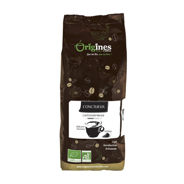 Organic Smooth Coffee