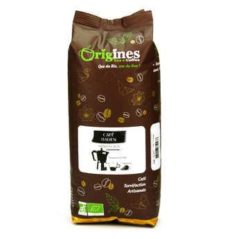 Origines Tea and Coffee - Organic Coffee - Italian