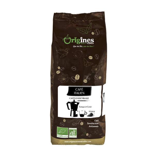 Organic Coffee - Italian