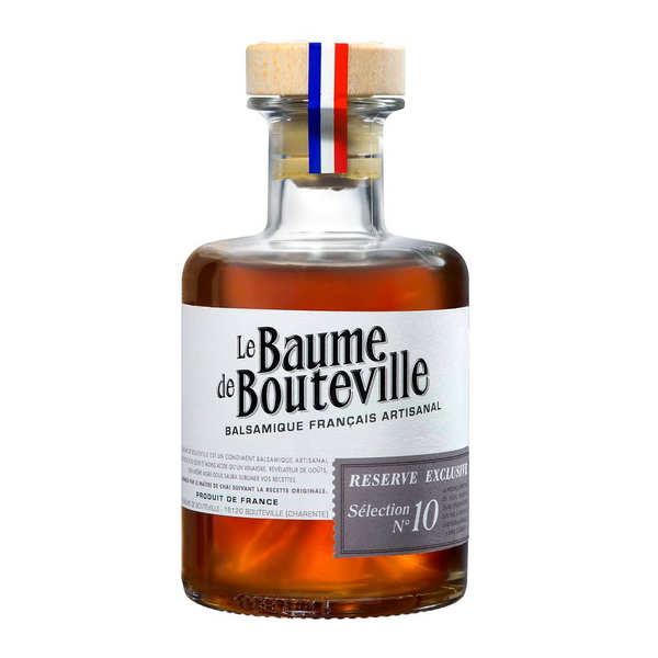 "Selection N°10 ""Exclusive Reserve"" - Baume de Bouteville Balsamic"