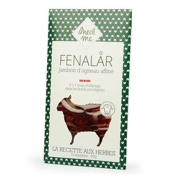 Lamb Fenalar with Herbs - Dried Leg of Lamb