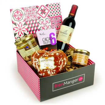 BienManger paniers garnis - French Countryside Gourmet Gift Box