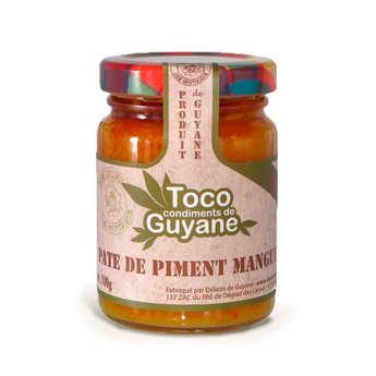 Délices de Guyane - Pâte de piment à la mangue