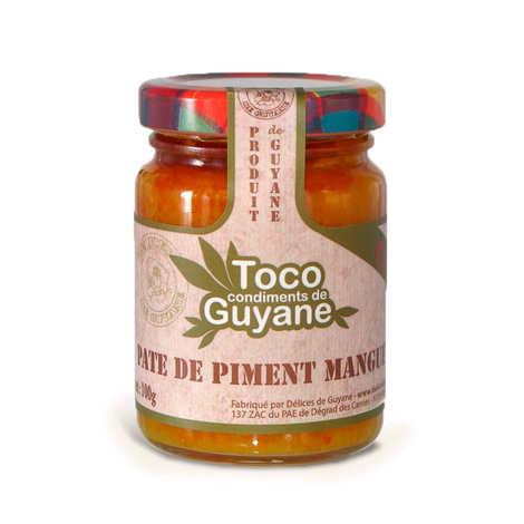Délices de Guyane - Chili Paste with Mango