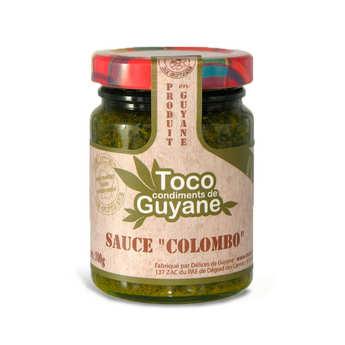 Délices de Guyane - Sauce colombo