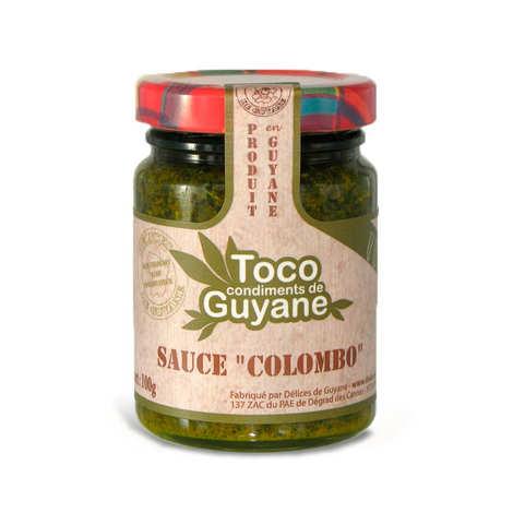 Délices de Guyane - Colombo Sauce