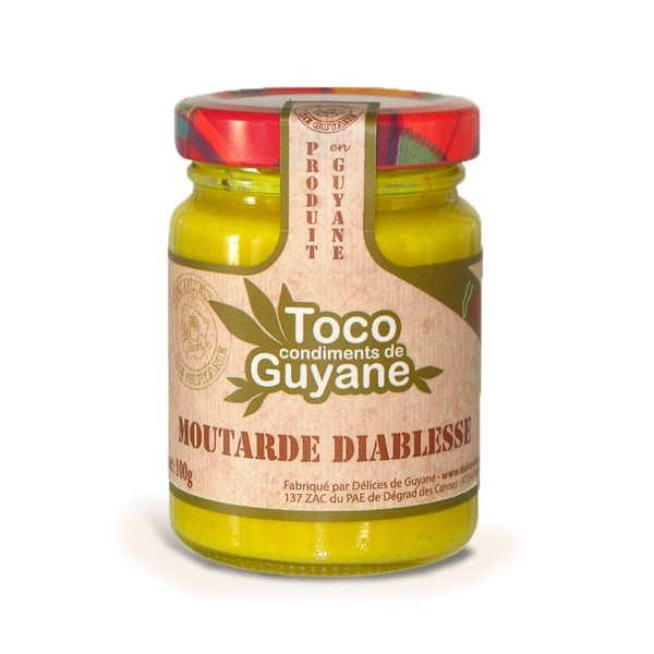 """Diablesse"" Mustard Sauce"