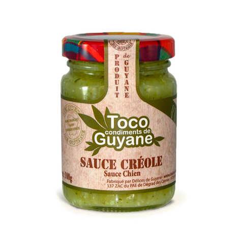 Délices de Guyane - Creole Sauce from Guiana