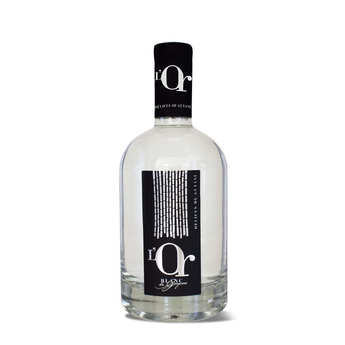 """Délices de Guyane - Agricultural Rum - """"Or Blanc"""" from Guiana"""
