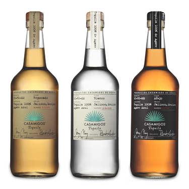 Lot découverte Tequilas Casamigos