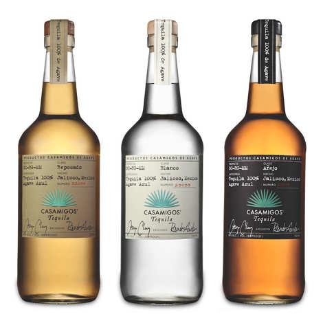 Casamigos Tequila - Lot découverte Tequilas Casamigos