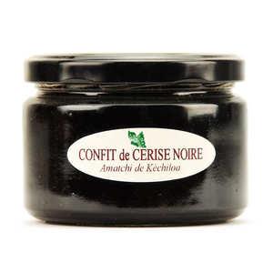 Glosek Gourmet - Amatchi de Kechiloa - mitonnée de cerises noires