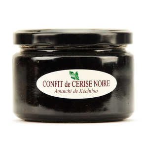 Glosek Gourmet - Amatchi de Kechiloa - stewed black cherries