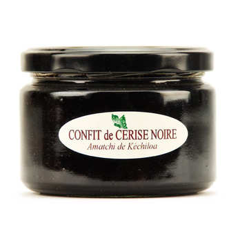 Glosek Gourmet - Amatchi de Kechiloa - stewed black cherries