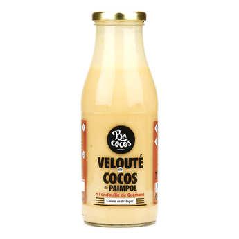 Bo Cocos - Velouté de cocos à l'andouille de Guémené