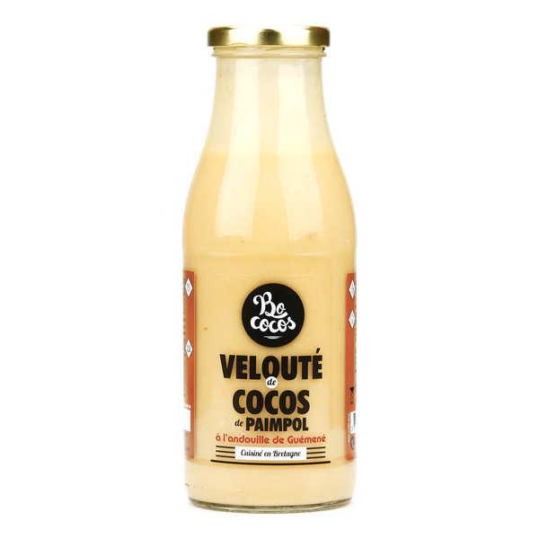 Velouté de cocos à l'andouille de guémené - bocal 480g