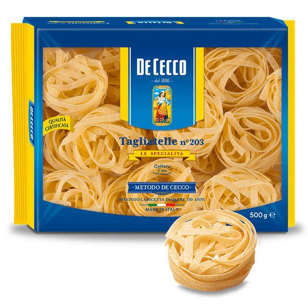 Tagliatelle Pasta De Cecco
