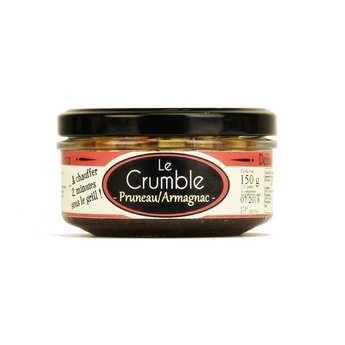 Glosek Gourmet - Apple Crumble with Armagnac