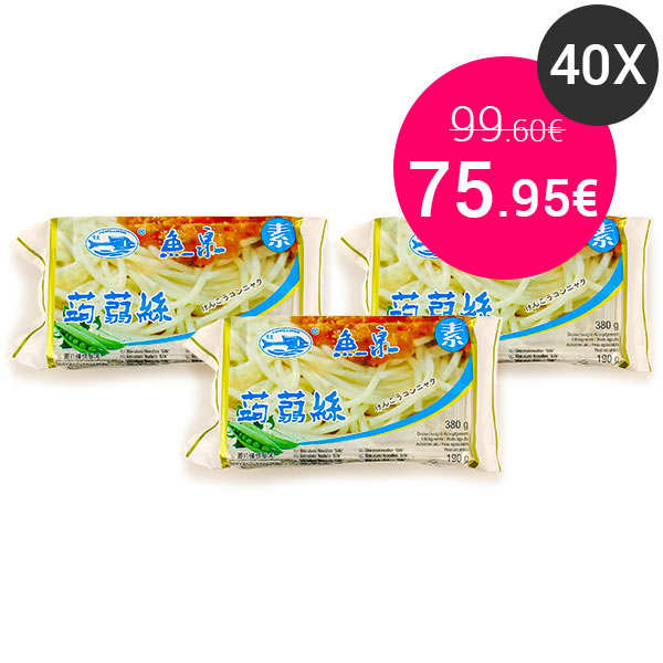 40 x Konjac Spaghetti