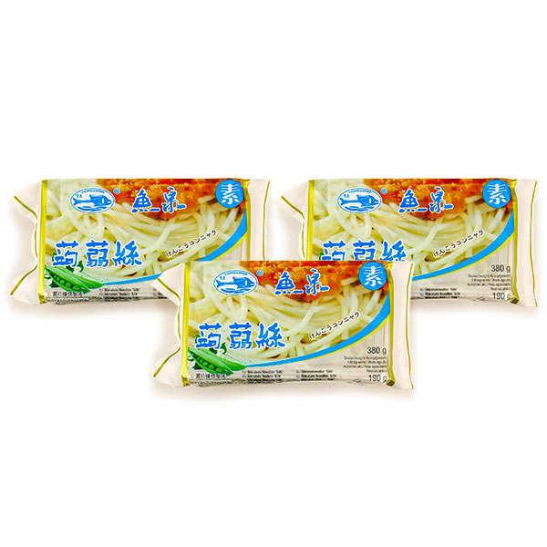 40 sachets de Spaghetti de Konjac