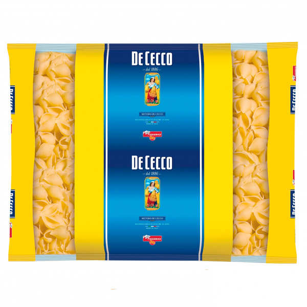 Conchiglie Rigate n°50 by De Cecco