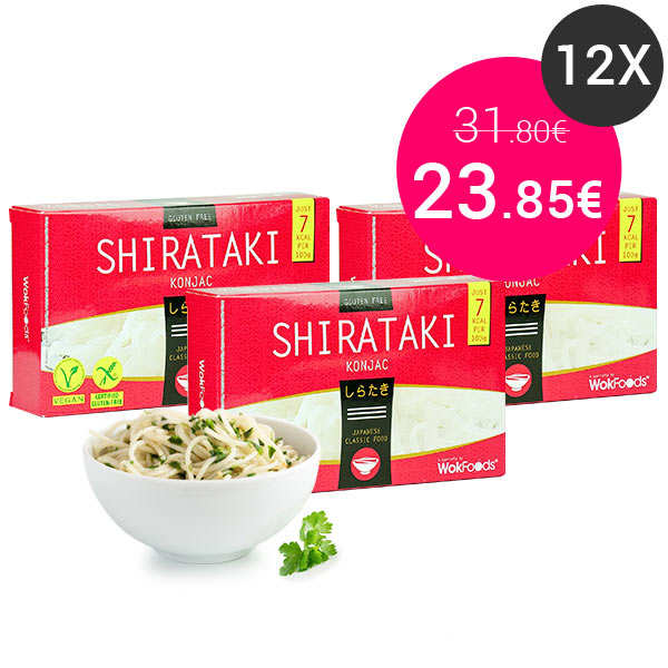 10 x Konjac Shirataki