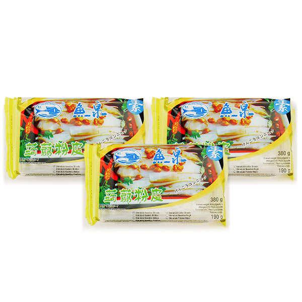 40 sachets de Tagliatelles larges de Konjac
