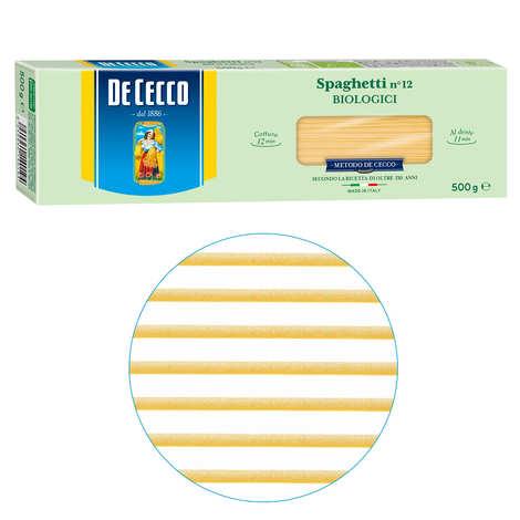 De Cecco - Spaghetti n°12 bio De Cecco