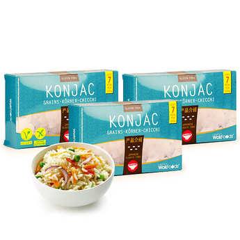 Wok Foods - 20 x Konjac Grains