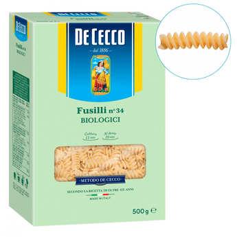De Cecco - Fusilli bio n°34 De Cecco