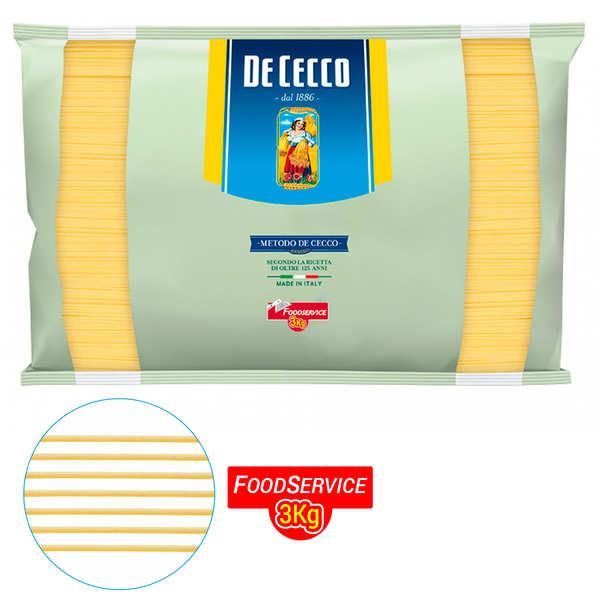 Organic Spaghettini De Cecco