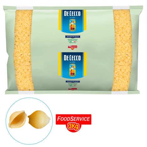 De Cecco - Organic Conchigliette Lisce De Cecco