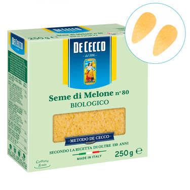 Seme di melone bio n°80 De Cecco