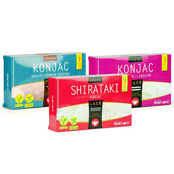 Wok Foods - Konjac Wok Foods discovery offer