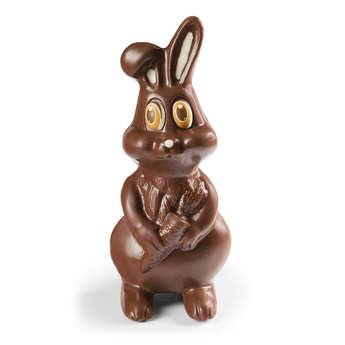 Michel Cluizel - Easter Milk Chocolate - Seraphin The rabbit