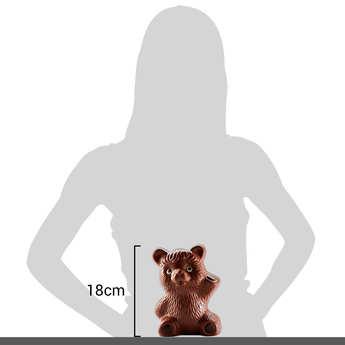 BienManger.com - Milk Chocolate Bear