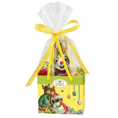 Confiserie Heidel - Little Bag Garnished with Milk Chocolates
