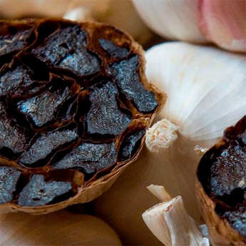 Ail noir de Billom - Black Garlic from Billom (France)