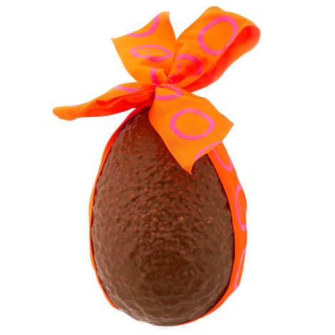 Voisin chocolatier torréfacteur - Oeuf croustillant au chocolat au lait Voisin