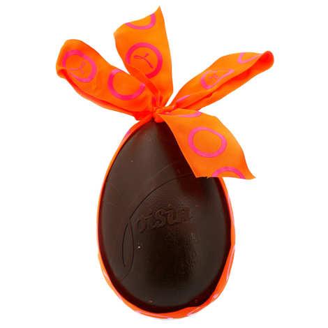 Voisin chocolatier torréfacteur - Oeuf chocolat noir Voisin