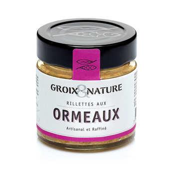 Groix & Nature - Rillettes aux ormeaux
