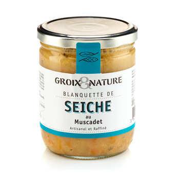 Groix & Nature - Blanquette de seiche au muscadet
