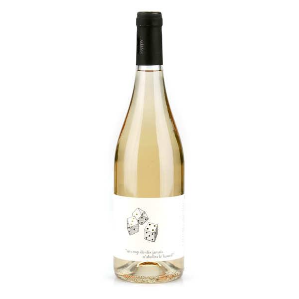 Côtes du Rhône blanc bio sans soufre ajouté - Vin nature Château de Montfrin