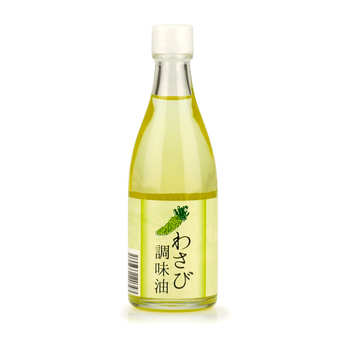 - Rapeseed Oil with Wasabi