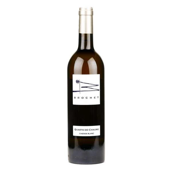 Organic Brochet 'Quarts de chaume Grand cru'- Sweet White Wine