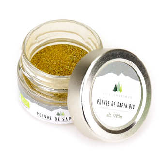 Abies Lagrimus - Organic Fir Tree Balsamic Cream Acetis