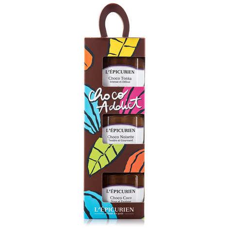 L'épicurien - Choco Addict Box - Spread