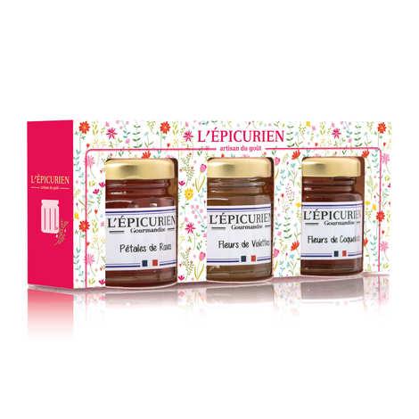 L'épicurien - Flowers Confit Box