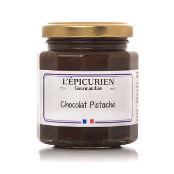 L'épicurien - Chocolate and Pistachio Spread