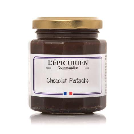 L'épicurien - Pâte à tartiner chocolat pistache